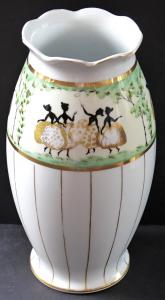 Váza s tanečnicemi, secese - Stará Role (1).JPG