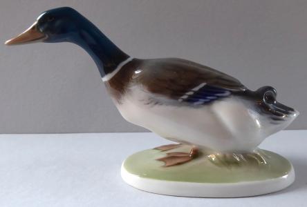 Porcelánová kachnička - Rosenthal, Karl Himmelstoss (1).JPG