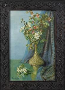Marinka Tomanek - Květy ve váze (1).JPG