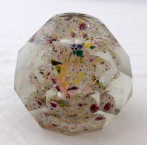 Skleněné těžítko s ledovými květy (1).JPG