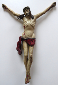Korpus Krista na kříži - Krucifix závěsný (1).JPG
