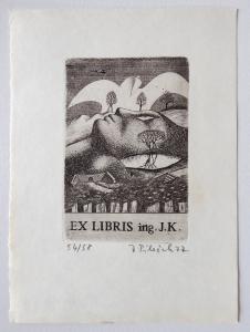 Jindřich Pileček - Ex libris ing. J. K. (1).JPG