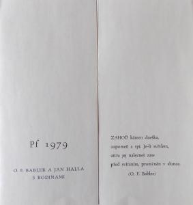 Jan Halla - PF 1979 O. F. Babler a Jan Halla, s rodinami (1).JPG