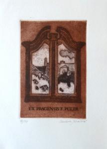 Markéta Králová - Ex Pragensis F. Pultr (1).JPG