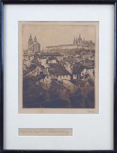S. G. Maran - Stará Praha, Malostranské střechy (1).JPG