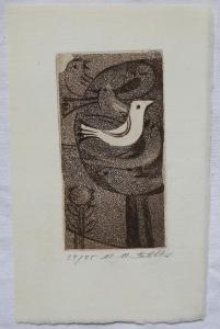 Marie Michaela Šechtlová - Ptáci na stromě (1).JPG