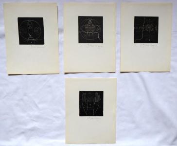 Libor Wagner - Čtyři grafiky, Dante Alighieri (1).JPG