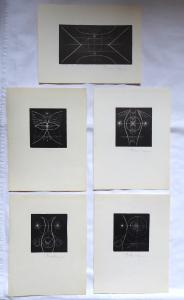 Libor Wagner - Pět dřevorytů, Dante Alighieri (1).JPG