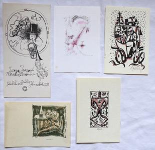 Pět grafik - Kalousek, Košťálek, Cihla, Matouš, Borák (1).JPG